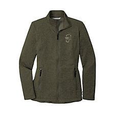 Port Authority Ladies Collective Striated Fleece Jacket - WMPO