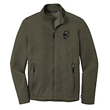 Port Authority Collective Striated Fleece Jacket - WMPO