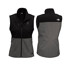 The North Face Ladies Castle Rock Soft Shell Vest - WMPO