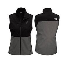 The North Face Ladies Castle Rock Soft Shell Vest - WMPO
