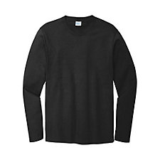 Port and Company Long Sleeve Bouncer T-Shirt