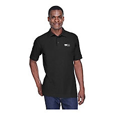 Harriton 5 oz. Blend-Tek Polo Shirt
