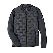North End Pioneer Hybrid Bomber Jacket - Driver of the Year