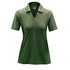 Ladies Stormtech Mistral Heathered Polo
