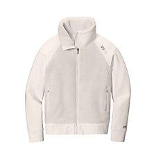 OGIO Ladies Luuma Sherpa Full-Zip Jacket