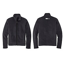 Port Authority Ultra Warm Brushed Fleece Jacket