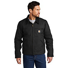 Tall Carhartt Duck Detroit Jacket with Personalization