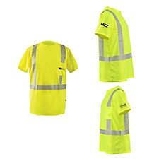 OccuNomix Segmented Flexible Reflective High Viz T-Shirt - M2Z