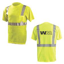 OccuNomix Classic Standard Wicking Birdseye T-Shirt - 3.8 oz.