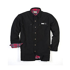 Backpacker Tall Canvas Shirt Jacket with Flannel Lining