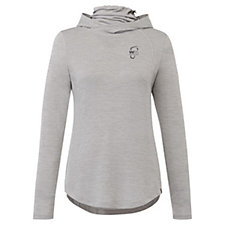 Ladies Sira Eco Knit Hoody - WMPO