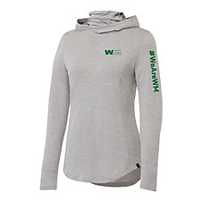 Ladies Sira Eco Knit Hoodie - #WeAreWM