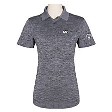 Ladies Recycled Steam Polo Shirt - 100 Days of Summer