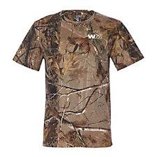 Code V Realtree Camouflage Short Sleeve T-Shirt