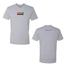 Next Level Cotton Short Sleeve Crew T-Shirt - Pride