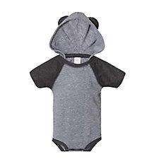 Rabbit Skins Fine Jersey Infant Short Sleeve Raglan