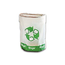 Flings Recycling Bin (Pack of 3)