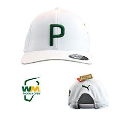 Special Edition Puma P 100% Recycled Hat - WMPO (1PC)