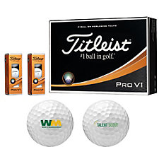 Titleist Pro V1 Golf Balls - (1 Pack) - Talent Scout