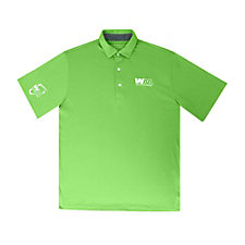 Custom 100% Recycled Polo Shirt - Limited Availability - (1PC) - WMPO