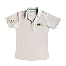 Ladies 100% Recycled Polo Shirt - Limited Availability - (1PC) - WMPO