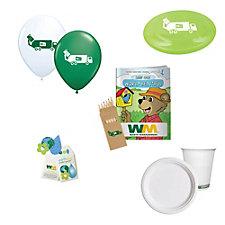 Kids Birthday Party Kit - Enough for 10 Kids