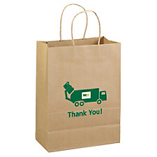 Eco Paper Shopper