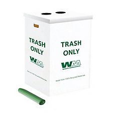 Waste Box - Trash Only