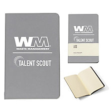 Moleskine Journal - 5 in. L x 8.25 in. H - (1PC) - Talent Scout