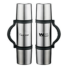 Zippo 3-in-1 Thermo Vacuum Flask - 24 oz. - (1PC) - Talent Scout